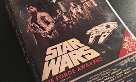 GADŻET – Przebudzenie Mocy na VHS