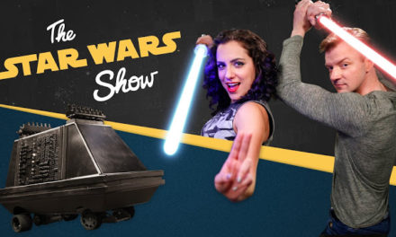 NEWS – The Star Wars Show #1 z nową sceną z TFA