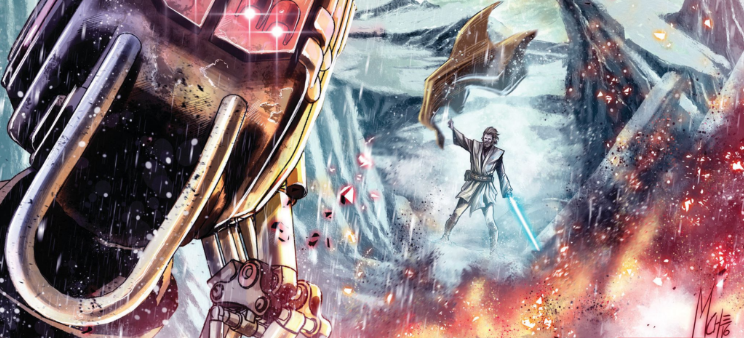 RECENZJA KOMIKSU – Obi-Wan & Anakin 005
