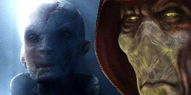 NEWS – Snoke to Plagueis? Jest definitywna odpowiedź!