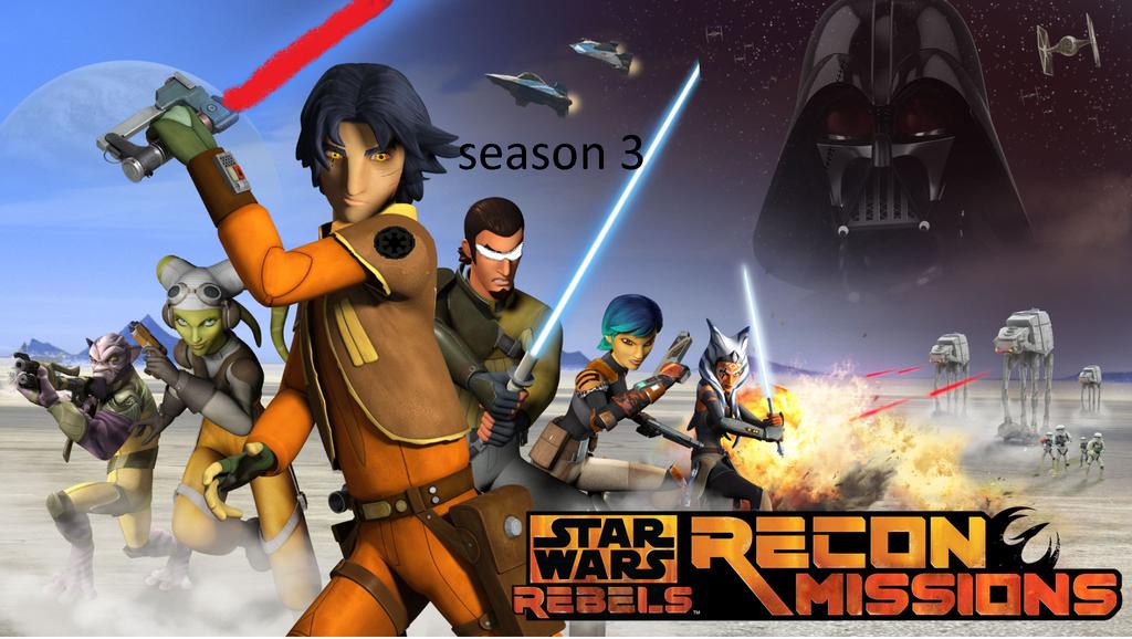 NEWS – Trzeci sezon Star Wars Rebels już niedługo!