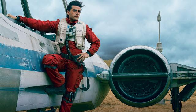 NEWS – Oscar Isaac o roli Poe w Epizodzie 8