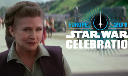 NEWS – Kolejna gwiazda na Star Wars Celebration Europe