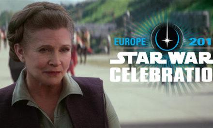 NEWS – Kolejna gwiazda na Star Wars Celebration Europe