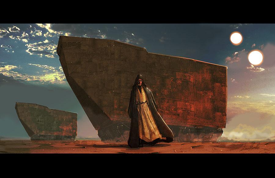 tatooine_at_dusk_by_livioramondelli-d8l7xlk