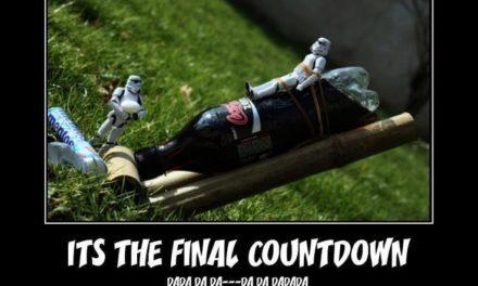 184 – Final Countdown! aka pożegnanie z blogiem
