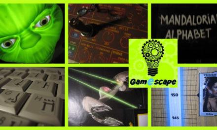 CIEKAWOSTKA – Gwiezdnowojenny escape room od Gamescape
