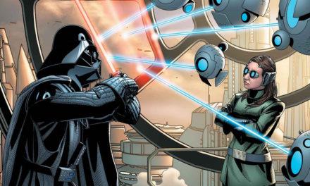 RECENZJA KOMIKSU – Darth Vader 022