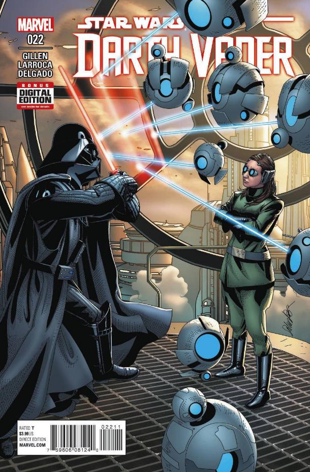 RECENZJA KOMIKSU - Darth Vader 022