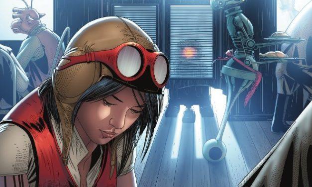 RECENZJA KOMIKSU – Darth Vader 021