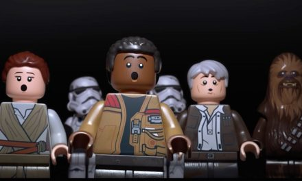 Gameplay z LEGO Star Wars: The Force Awakens