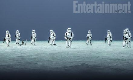 NEWS – Piękne zdjęcia z Rogue One