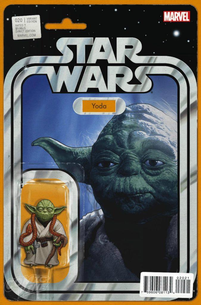 Star Wars 020 - alternatywna okładka