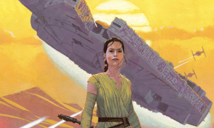 RECENZJA KOMIKSU – Star Wars: The Force Awakens 001