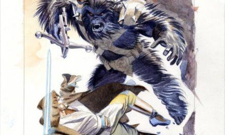 NEWS – Jedi vs Wookiee – starcie tytanów w nowym komiksie
