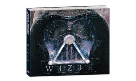 RECENZJA KSIĄŻKI – Star Wars Art: Wizje