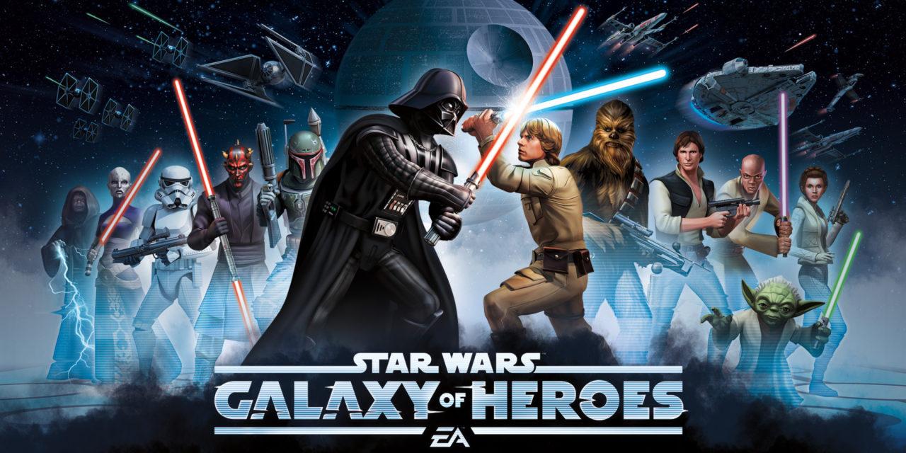 PRZEGLĄD GIER – Star Wars: Galaxy of Heroes