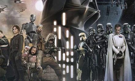 NEWS – Więcej informacji na temat dokrętek Rogue One