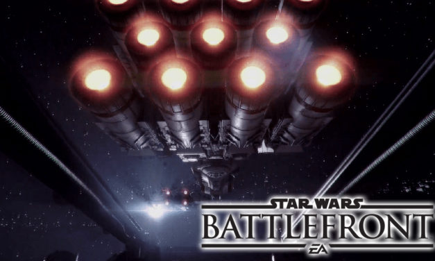 NEWS – X-wing VR dla Star Wars Battlefront!
