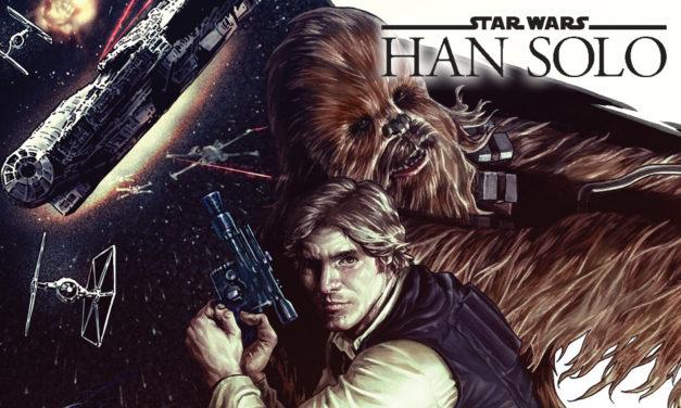 RECENZJA KOMIKSU – Han Solo 001
