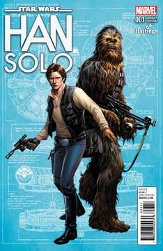 RECENZJA KOMIKSU - Han Solo 001