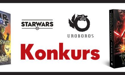 KONKURS – Książki od Uroboros