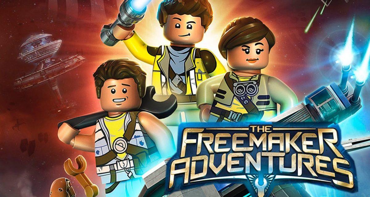 NEWS – Nowy serial LEGO Star Wars!