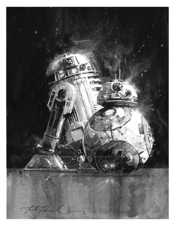 little_droids_by_markmchaley-d9qzk6t