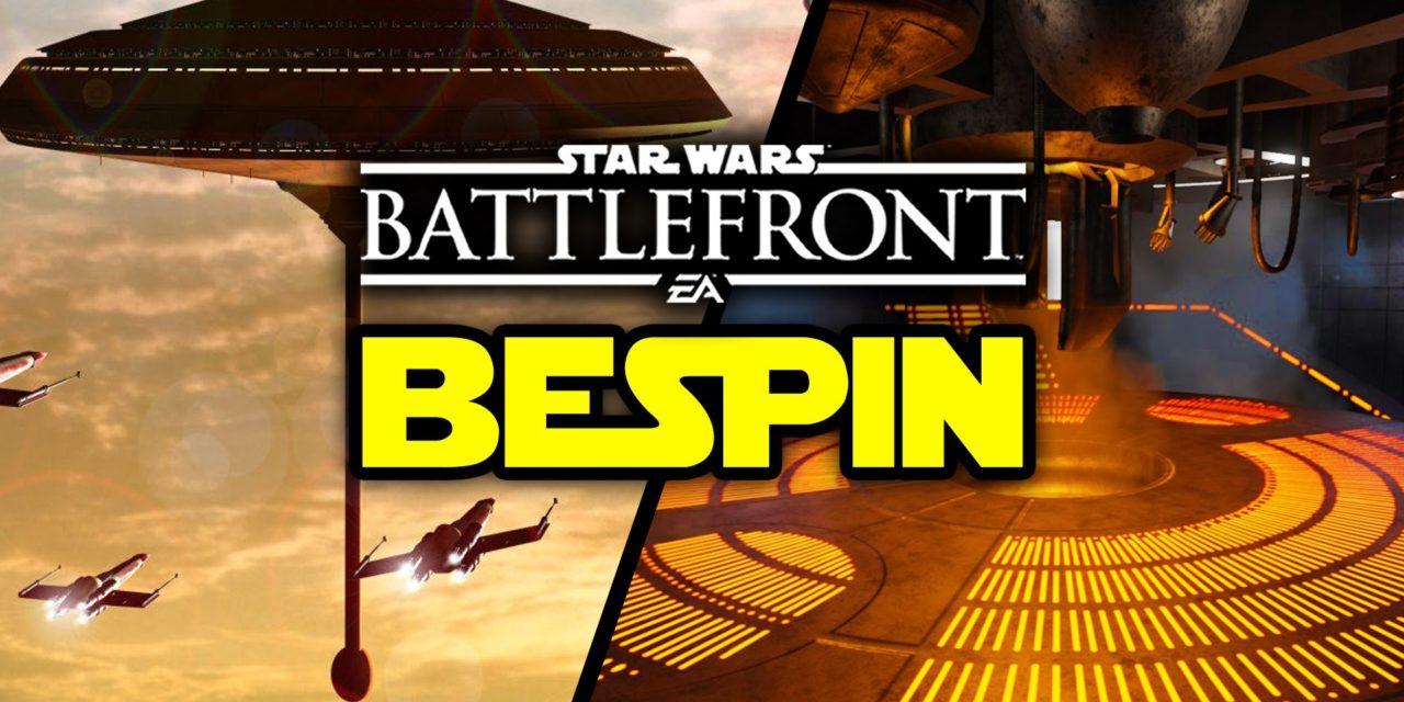 Star Wars Battlefront: Bespin DLC od A do Z