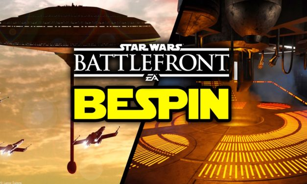 Star Wars Battlefront: Bespin DLC od A do Z