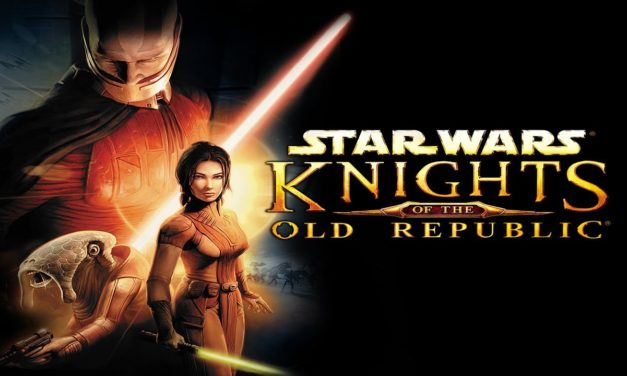 PRZEGLĄD GIER – Star Wars: Knights of the Old Republic