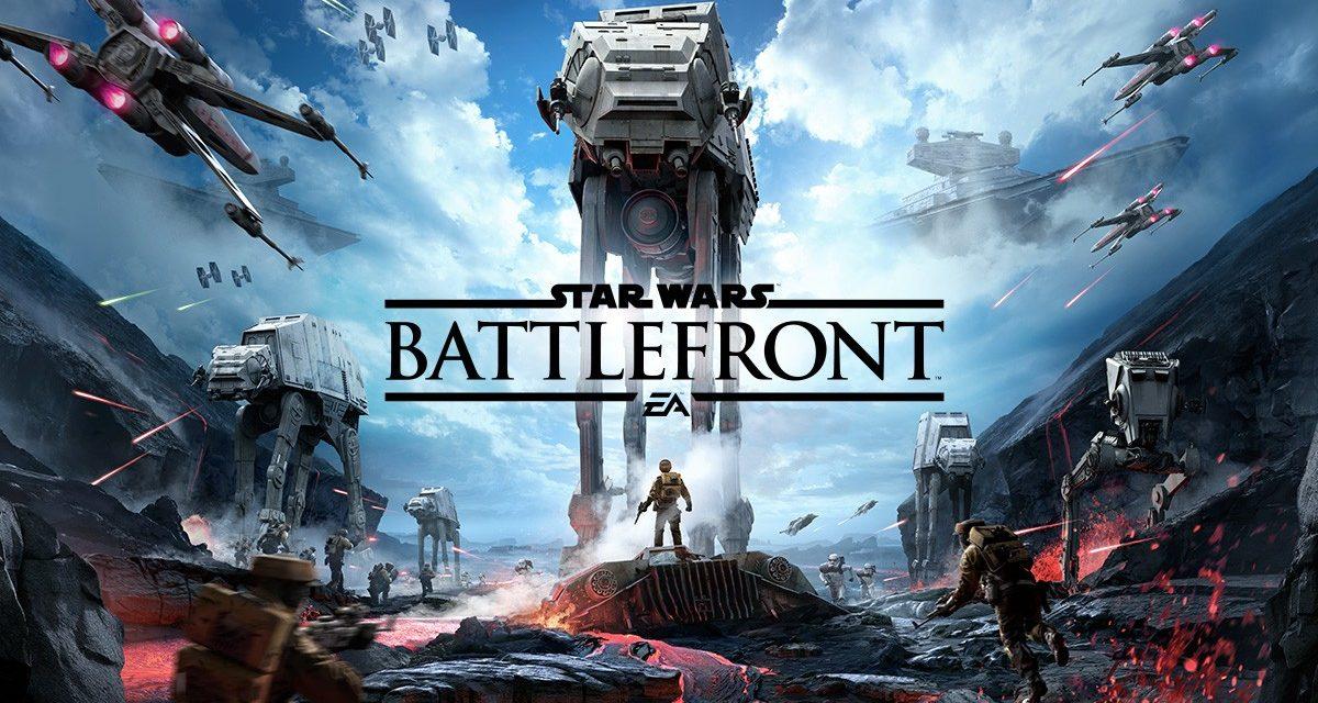 PRZEGLĄD GIER – Star Wars Battlefront