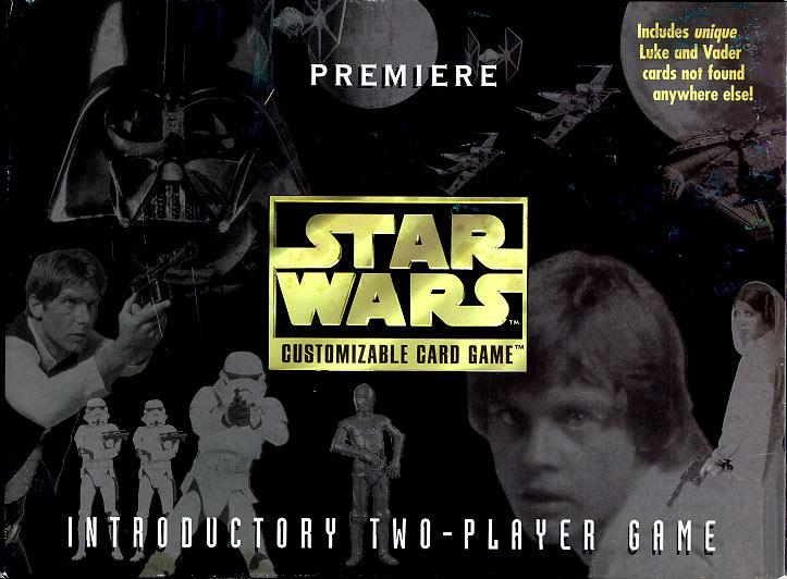 PRZEGLĄD GIER – Star Wars CCG