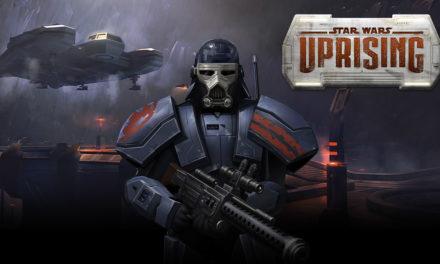 PRZEGLĄD GIER – Star Wars: Uprising