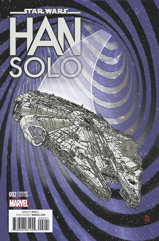 RECENZJA KOMIKSU - Han Solo 002