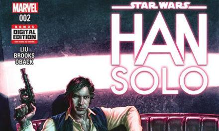 RECENZJA KOMIKSU – Han Solo 002