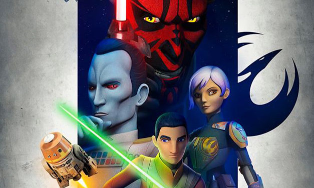 Analiza trailera 3. sezonu Star Wars: Rebels