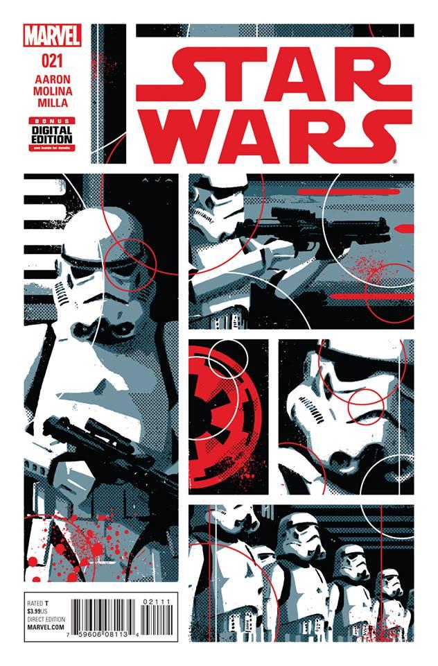 RECENZJA KOMIKSU - Star Wars 021