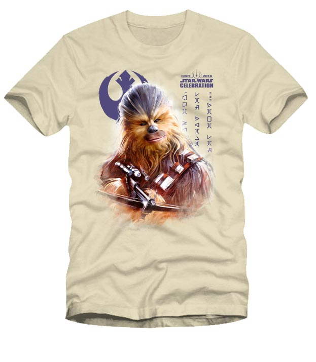 16344_Chewbacca_Badge_Art_T-Shirt