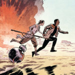 RECENZJA KOMIKSU – Star Wars: The Force Awakens 002