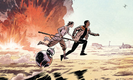 RECENZJA KOMIKSU – Star Wars: The Force Awakens 002