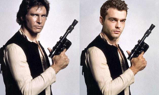 Młody Han Solo w co najmniej trzech filmach?!
