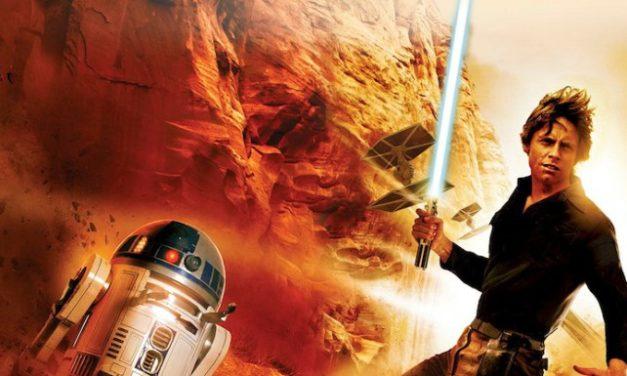 RECENZJA KSIĄŻKI – Dziedzic Jedi