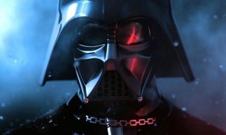 Darth Vader w wirtualnej rzeczywistości!