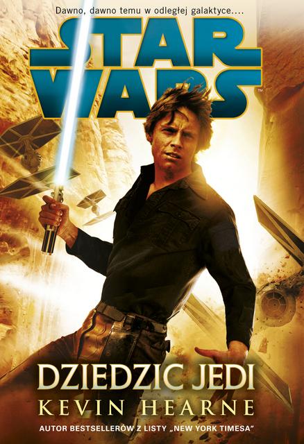 RECENZJA KSIĄŻKI - Dziedzic Jedi