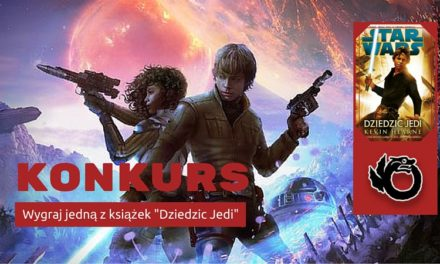 KONKURS – Dziedzic Jedi od Uroboros