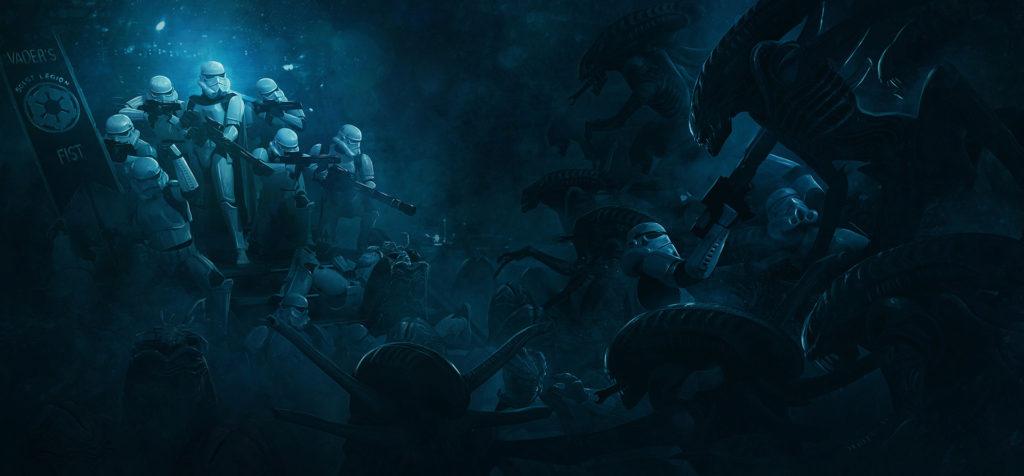guillem-h-pongiluppi-guillemhp-501-legion-stormtroopers-vs-aliens