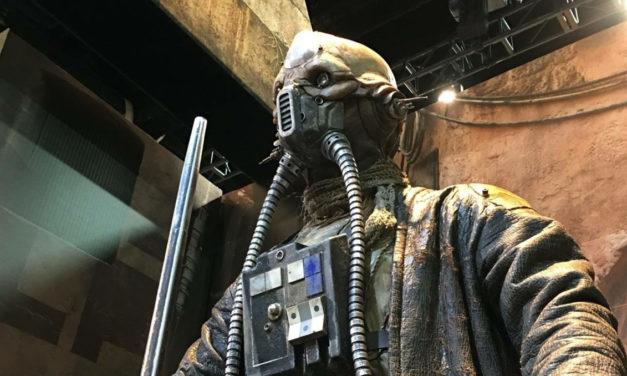 NEWS – Ujawniono nową postać z Rogue One!