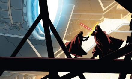 RECENZJA KOMIKSU – Darth Vader 023