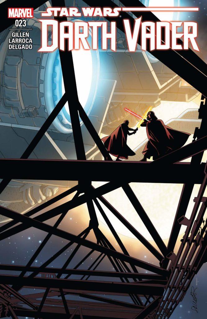 RECENZJA KOMIKSU - Darth Vader 023